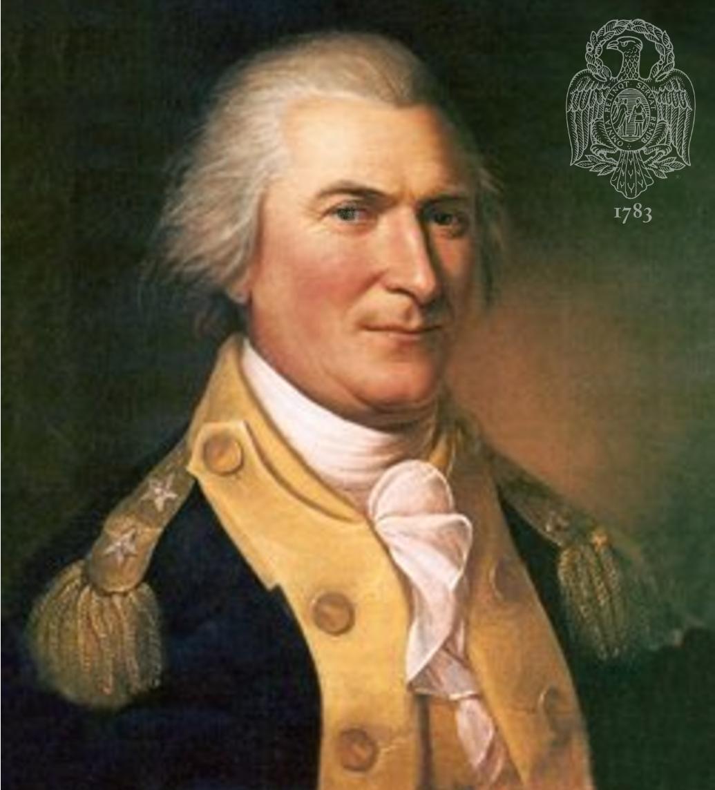 Maj. Gen. Arthur St. Clair