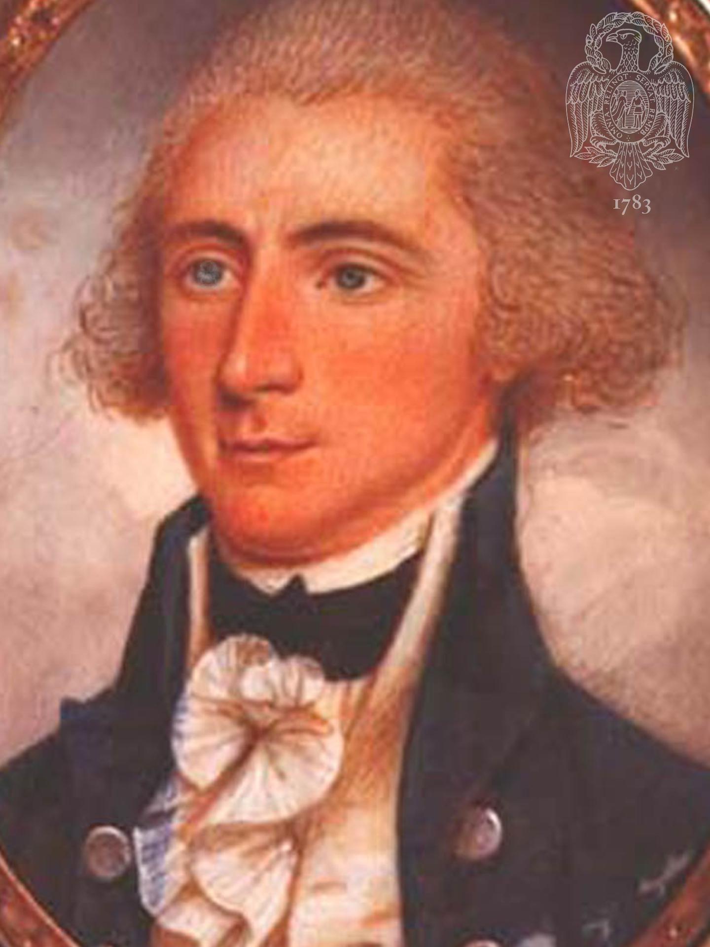 Lt. Ebenezer Denny