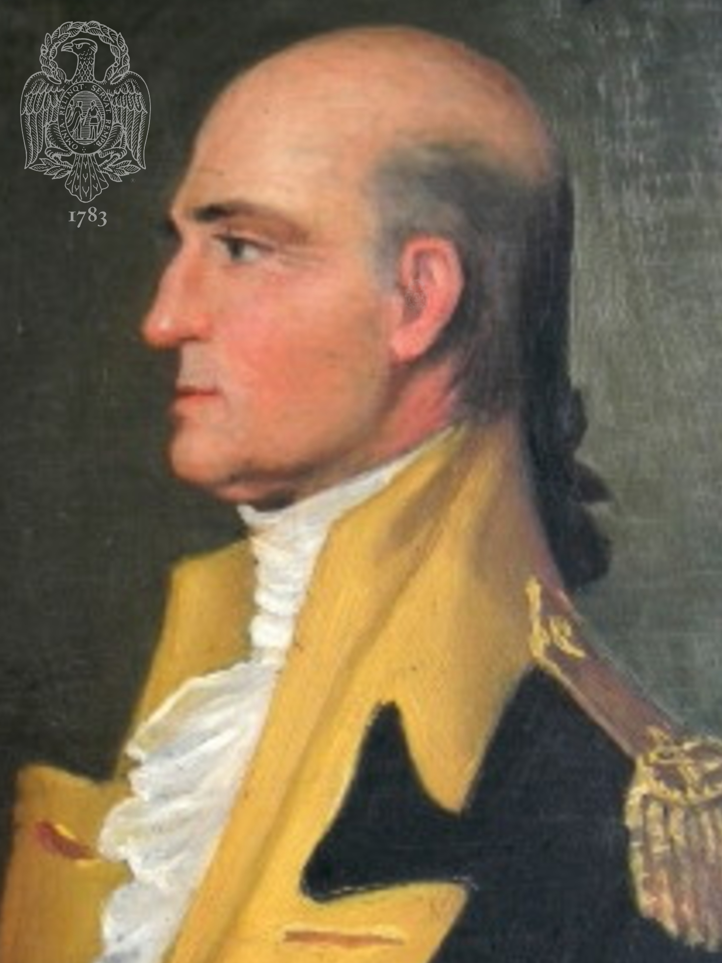 B. Gen. Edward Hand