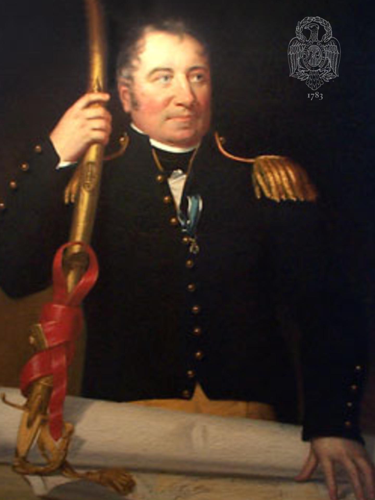 Capt. Lt. John Stricker